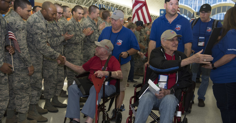 what is an honor flight