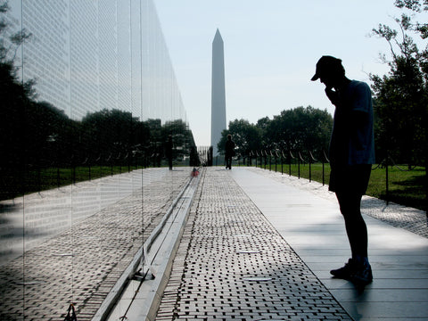 who designed the vietnam veteran memorial wall
