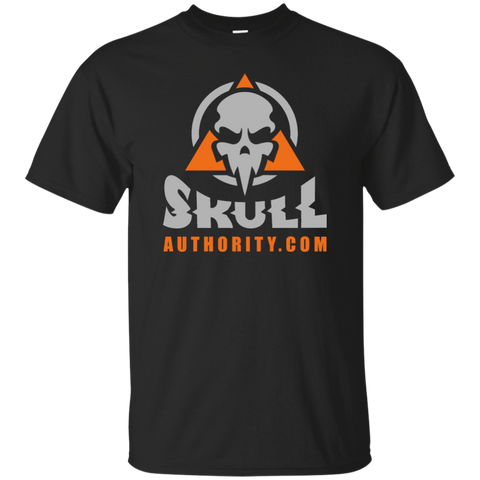 NEW! Skull Authority Ultra Cotton T
