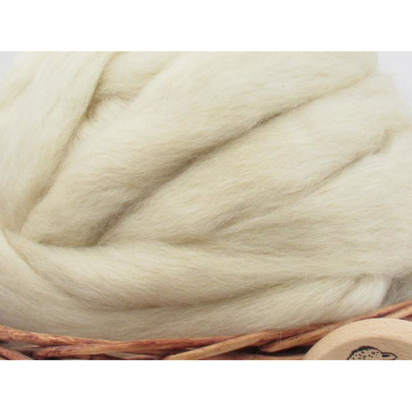Teeswater Wool Top - 1oz