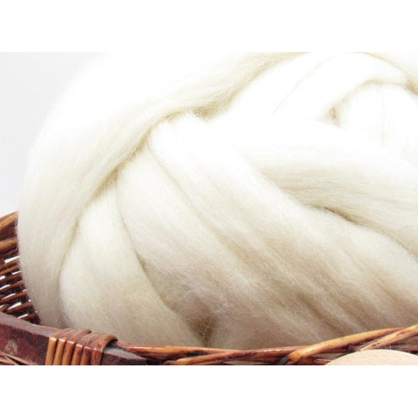 Kent Romney Wool Top - 1oz