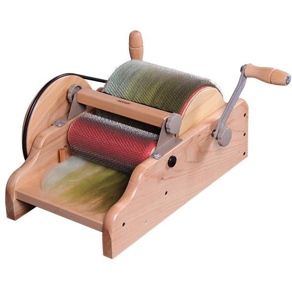 "Ashford 8"" Drum Carder (Fine) - 72 point - FREE Shipping"