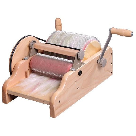 Ashford Drum Carder (Superfine) - 120 point - FREE Shipping