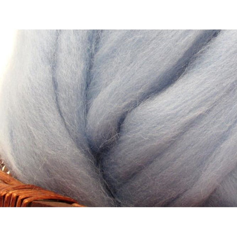 Dyed Shetland Natural Spinning Fiber / 1oz - Dream