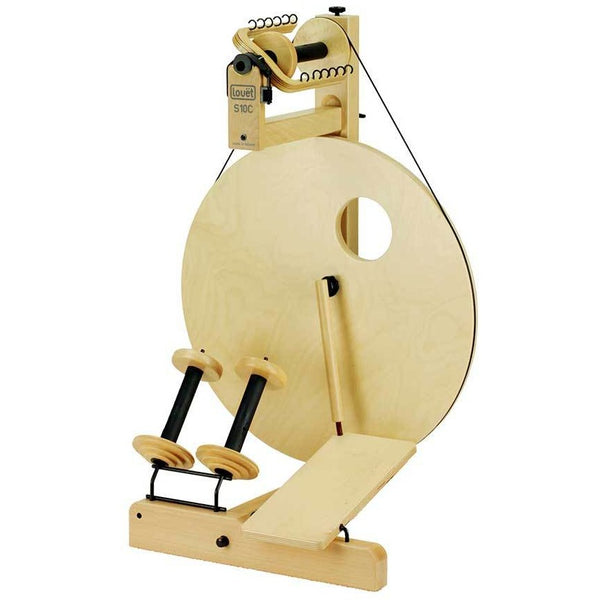 Louet S-10 Single Treadle Spinning Wheel