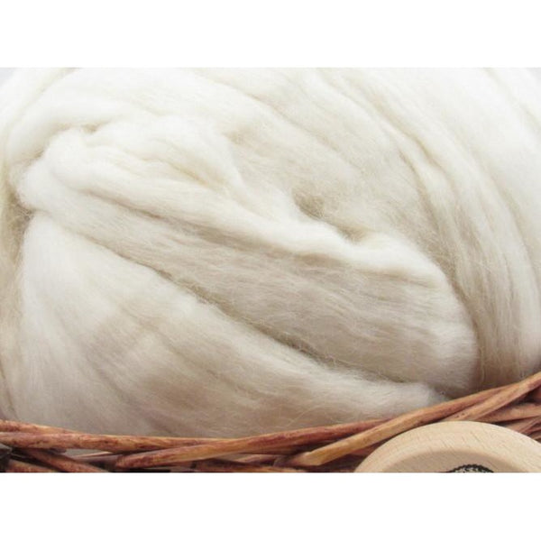 White Baby Alpaca Top / 1oz