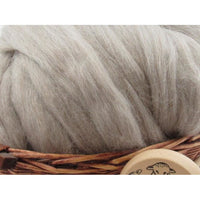 Grey Baby Alpaca Top / 1oz