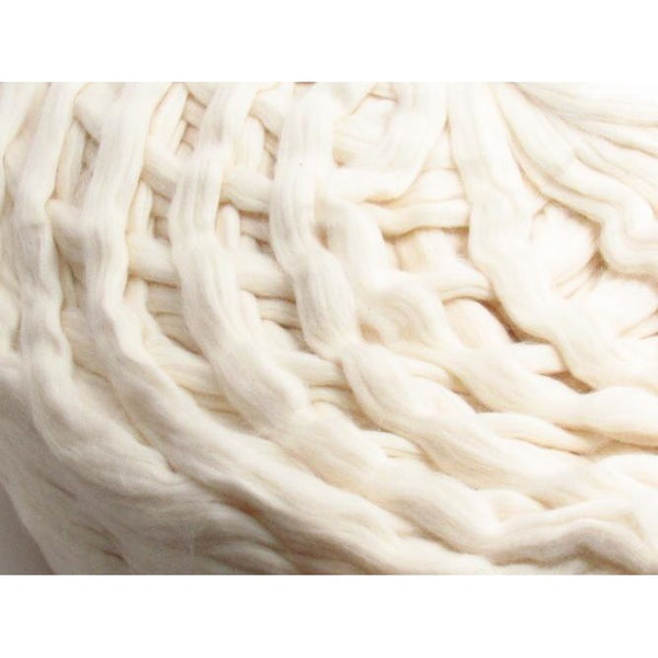 Egyptian Cotton Top - Undyed Natural  / 1oz