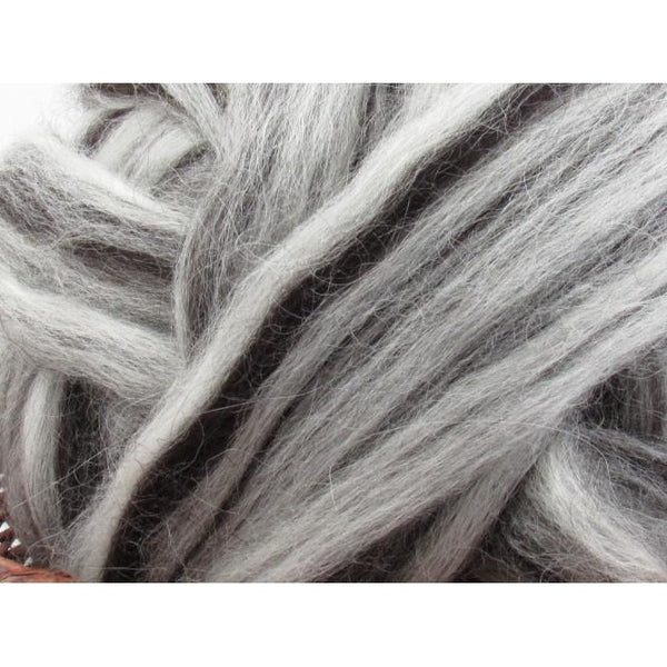 Mixed Icelandic Wool Top - 1oz