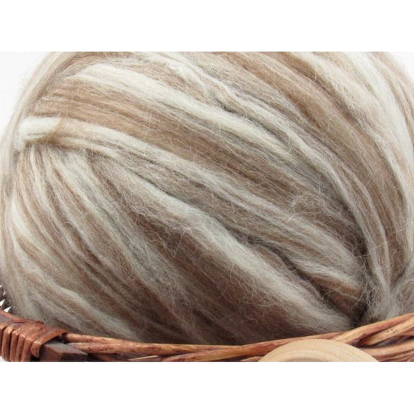 Mixed Finnish Wool Top - 1oz
