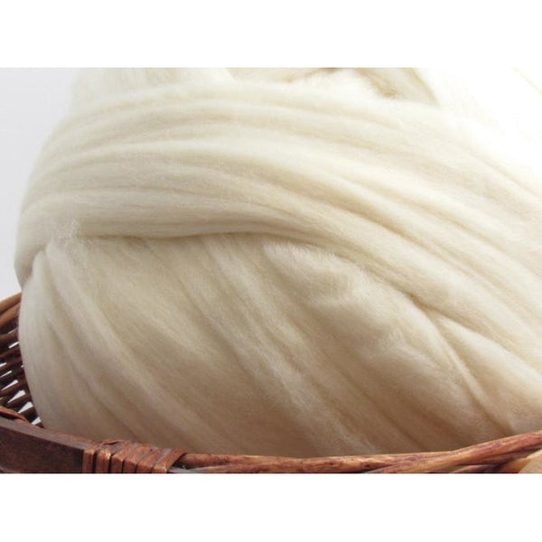 Rambouillet Wool Top - 1oz