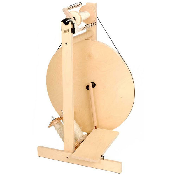 Louet S-17 Single Treadle Spinning Wheel
