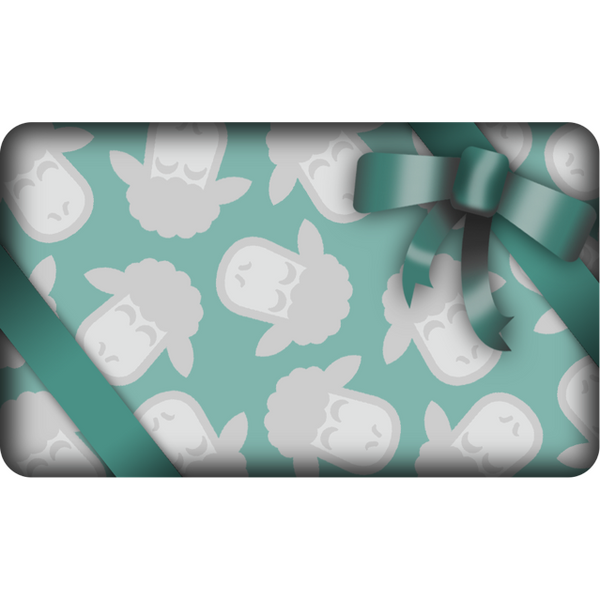 Laughing Lamb Fibers - Gift Card
