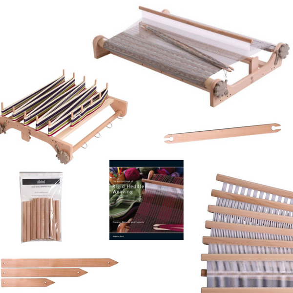 "Ashford 24"" Rigid Heddle Loom Bundle - FREE Shipping"