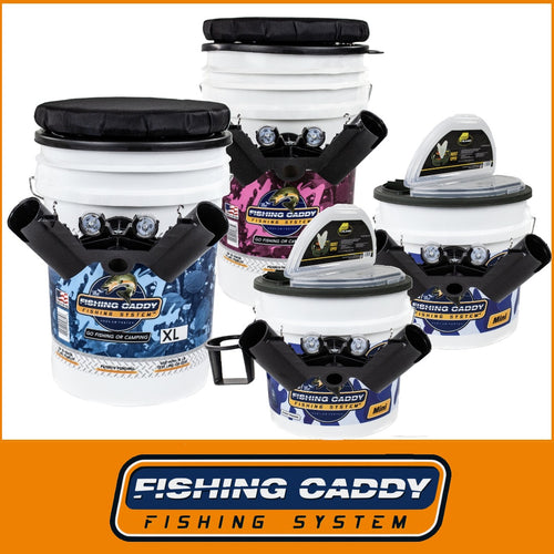 The Fishing Caddy - 4 Pack Bundle