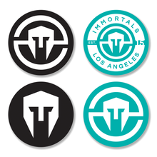 New Immortals Sticker 4 Pack