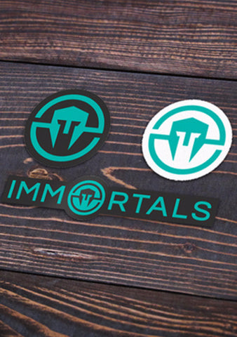 Immortals Sticker Pack