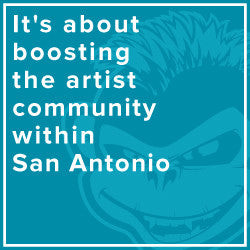 Featured Artist Program Printing Service for Artists Photographers Illustrators by Rockin Monkey Designs of San Antonio