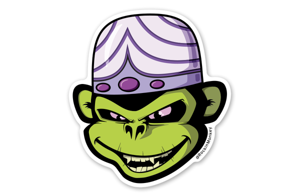 Mojo Jojo Bixby™ Sticker