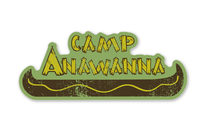 Camp Anawanna Sticker