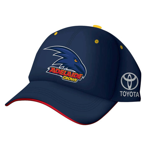 Adelaide Crows 2020 Afl Official Isc Hat/cap Brand New - 4511