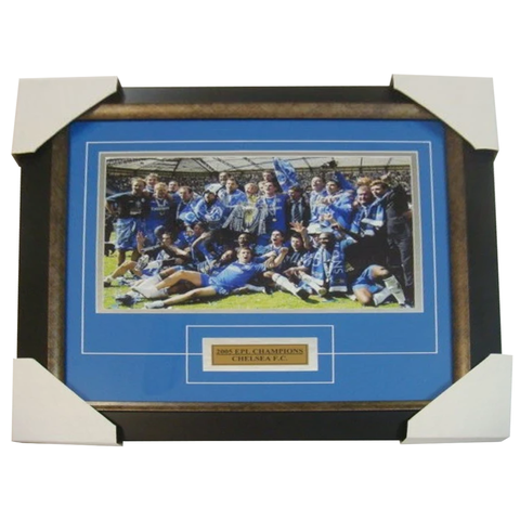 Chelsea F.c. 2004/05 English Premier League Champions Photo Framed - 2820