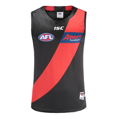 Essendon 2019 OFFICIAL HOME JUMPER S-7XL ON SALE NOW RRP $120 - 3775