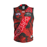 Essendon Bombers 2019 Indigenous Guernsey Mens AFL ISC Medium-5XL Brand New - 3733 ON SALE
