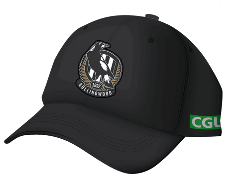 Collingwood 2020 AFL Official ISC Hat/Cap Brand New - 4518