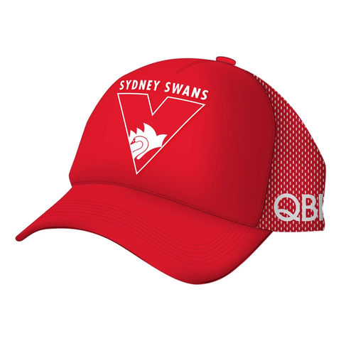 Sydney Swans Afl Official Isc Hat/cap Brand New - 3788