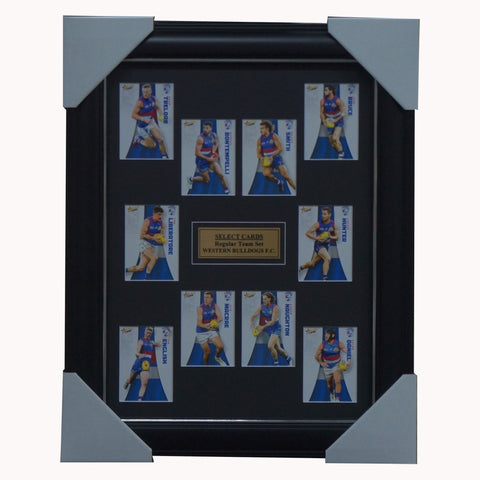 Western Bulldogs Football Club 2021 AFL Official Team Signed Guernsey - 4709