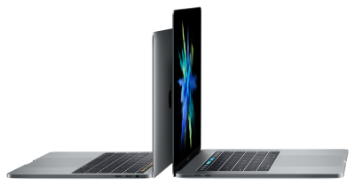 MacBook Pro with TouchBar 13-inch and 15-inch