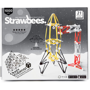 Buy Strawbees Strawbees Crazy Scientist Kit Maker Kits  - New Gauge Digital