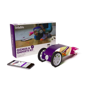 Buy littleBits littleBits Gizmos & Gadgets 2nd Edition Electronics  - New Gauge Digital