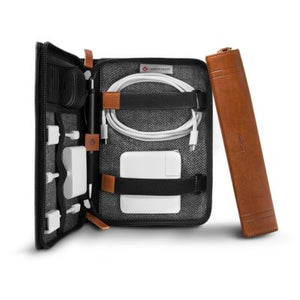 Buy Twelve South CaddySack Journal - Cognac Carry bag  - New Gauge Digital