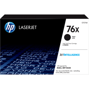 Buy Hewlett-Packard HP 76X Black LaserJet Toner Cartridge Printer  - New Gauge Digital