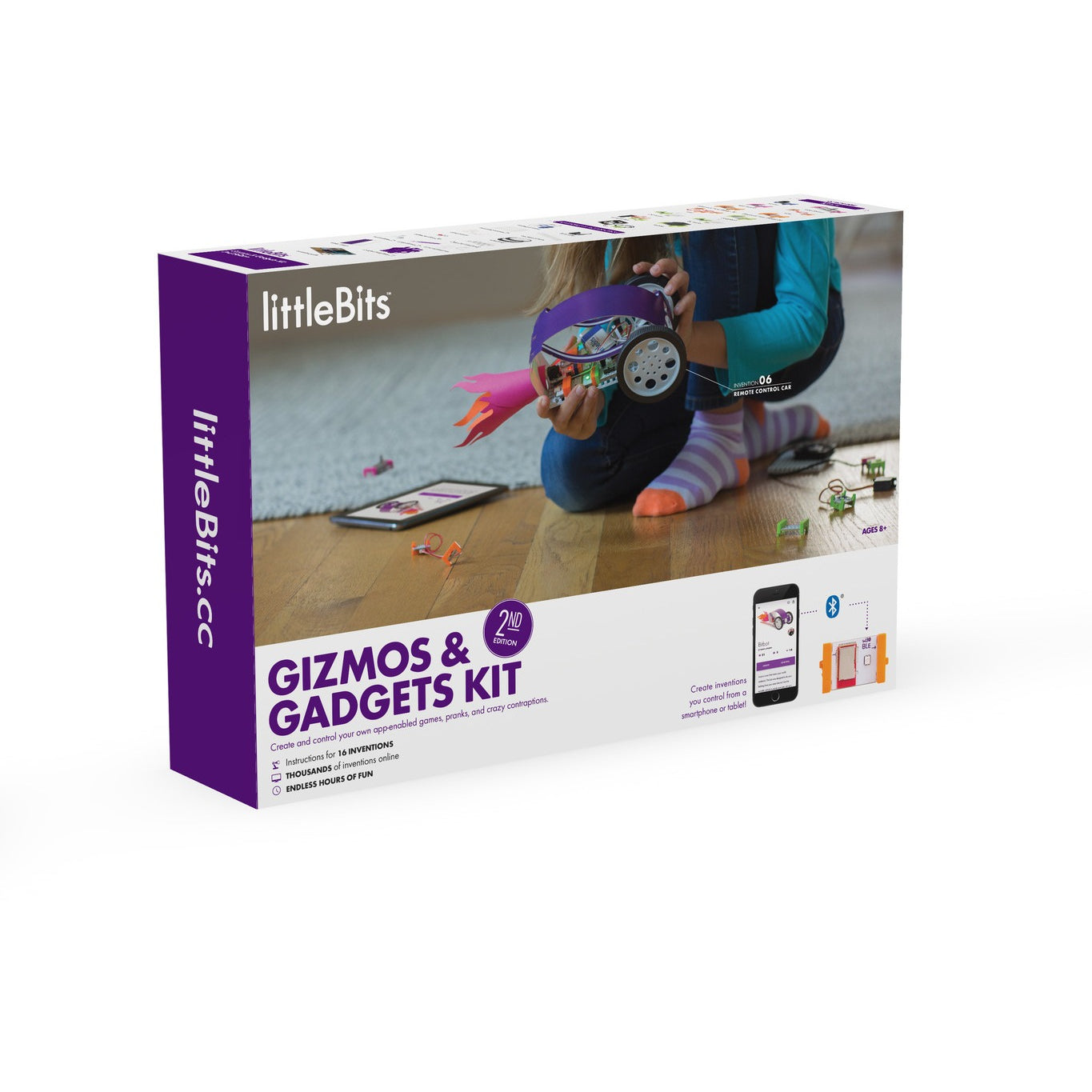 Littlebits Electronic Building Blocks Lets Kids And Adults Create