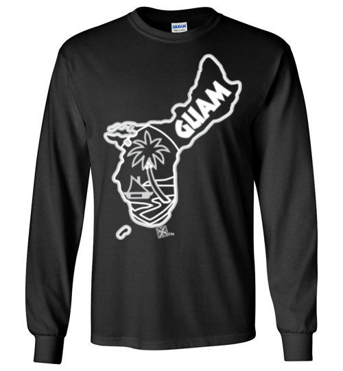 Guam Islands Long Sleeve T shirt