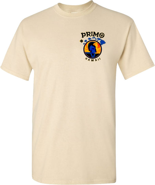 Primo Natural T shirt front