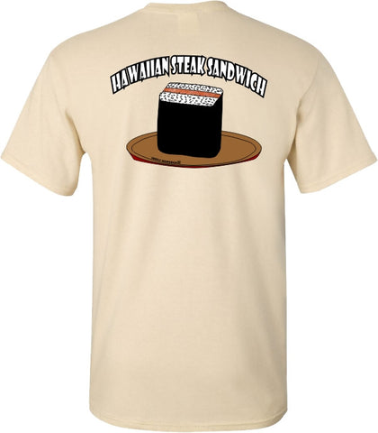Hawaiian Steak Sandwich T shirt