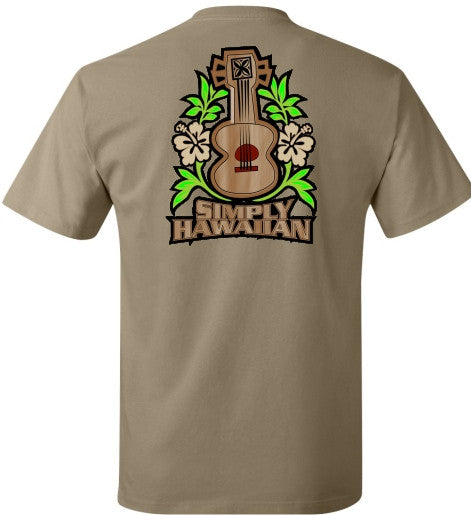 Simply Uke T shirt - NEW DESIGN!