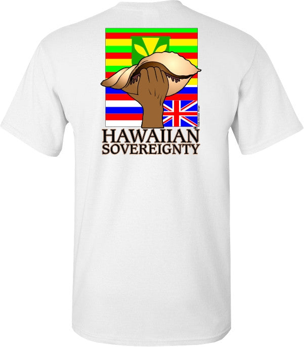 Hawaiian Sovereignty T Shirt