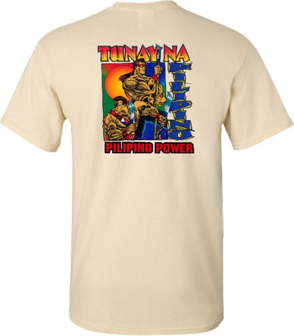 Filipino Power T shirt