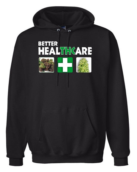 BETTER HEALTHCARE Hoody