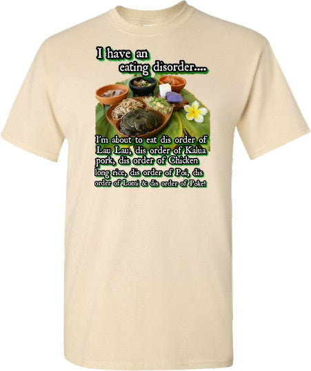 Eating DisOrder T Shirt