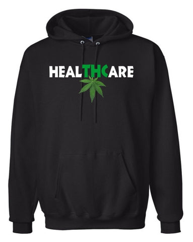 HEALTHCARE LEAF Hoody
