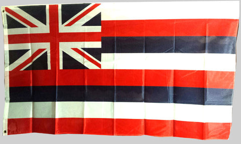 3' X 5' Hawaii Flag