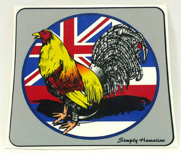 Hawaiian Chicken Sticker
