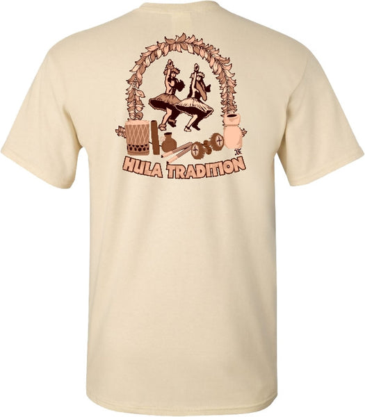 Hula Tradition T Shirt
