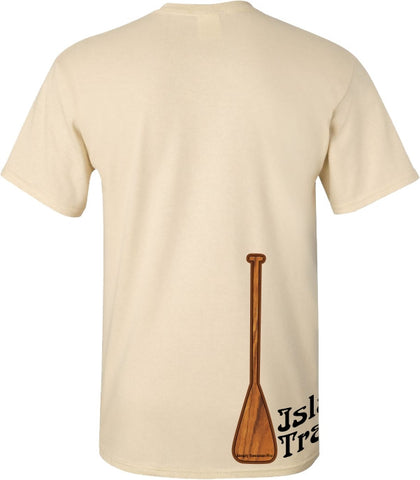 Island Tradition paddle T Shirt